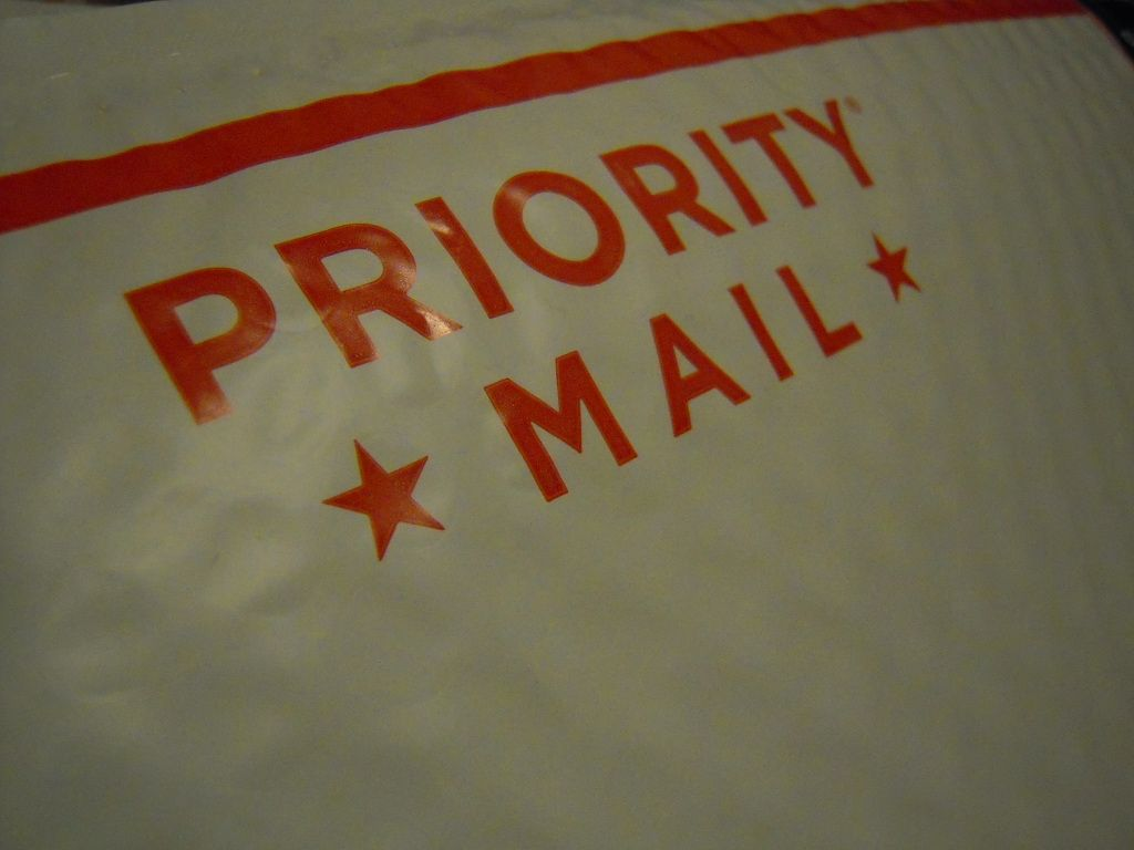 Choose Priority shipping for insured delivery - FAST! (5)