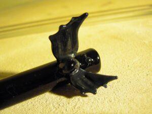 Happy Hollow - een Bat Glass and Cany Corns - Austin Congress Bat Bridge Glass (34)
