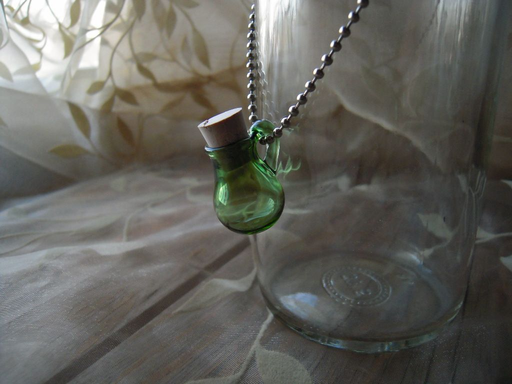 Magic Potion Bottle