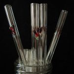 Glass Straws and Bar Wares